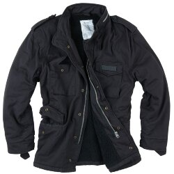 КУРТКА PARATROOPER WINTER SCHWARZ GEWASHED, SURPLUS 204501.63