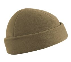 ШАПКА WATCH Cap - Fleece - Coyote - код HELIKON-TEX CZ-DOK-FL-11