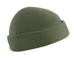ШАПКА WATCH Cap - Fleece - Olive Green - код HELIKON-TEX CZ-DOK-FL-02