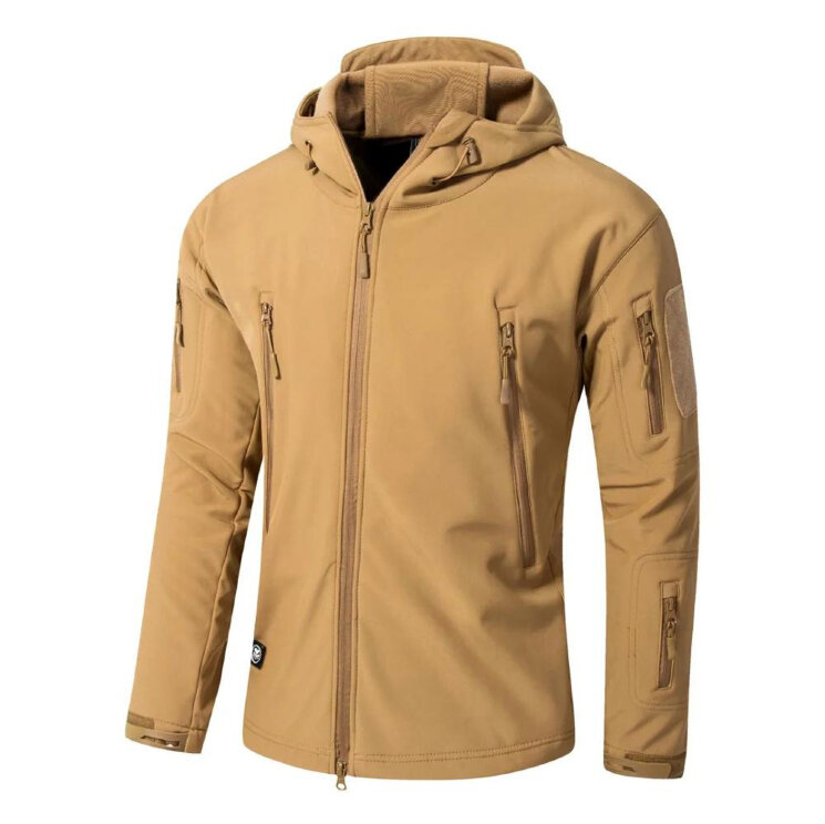 Куртка мембранная Sharkskin V Soft Shell Assault COYOTE, AS-UF0008CB