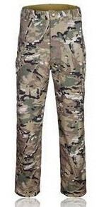 БРЮКИ Sharkskin Windproof Multicam, WS25508CP
