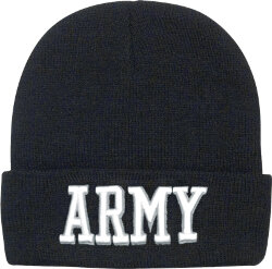 ШАПКА  DELUXE EMBROIDERED WATCH CAP - ARMY код ROTHCO 5445