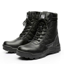 "БОТИНКИ SWAT 8"" Tactical Duty BLACK, код AS-BT0004B"