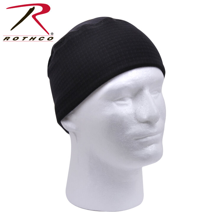 ШАПКА GRID FLEECE WATCH CAP BLACK код ROTHCO 5571