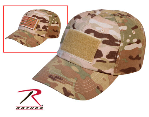 КЕПКА OPERATOR TACTICAL MULTICAM код ROTHCO 4362