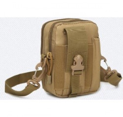 СУМКА НАПЛЕЧНАЯ Tactical Molle Small 17x12x9cm AS-BS0067OD