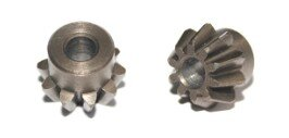 ШЕСТЕРНЯ МОТОРНАЯ O type pinion gear CNC Steel SuperShooter SHS JJ0039