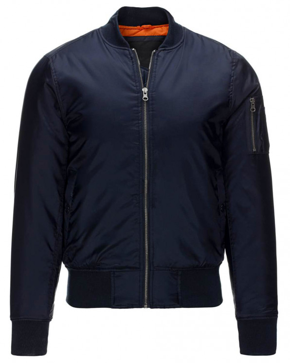 КУРТКА BASIC BOMBER NAVY, SURPLUS 203530.10
