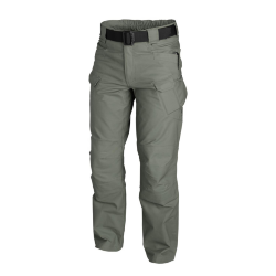 БРЮКИ URBAN TACTICAL ® - PolyCotton Canvas - Olive Drab, код HELIKON-TEX SP-UTL-PC-32