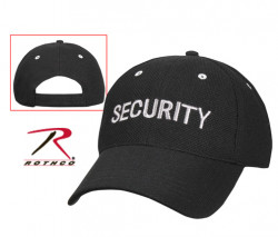 КЕПКА 'SECURITY' AIR MESH LOW PROFILE INSIGNIA код ROTHCO 9275