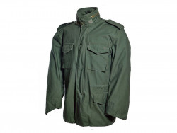 КУРТКА US M65 OLIVE, Nylon50% / Cotton50%, AS-UF0004OD