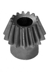 ШЕСТЕРНЯ МОТОРНАЯ PTW pinion gear CNC Steel  SHS CL7023