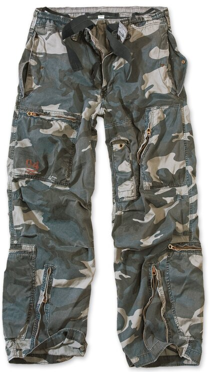 БРЮКИ INFANTRY CARGO NIGHTCAMO, SURPLUS 53599.31
