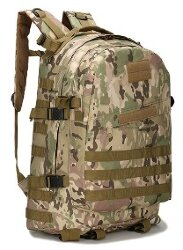 РЮКЗАК 35L Outdoor Molle 3D Assault Military Light Version 47х30х23cm AS-BS0034CP