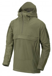АНОРАК Mistral Jacket Soft Shell, Adaptive Green, код HELIKON-TEX KU-MSL-NL-12