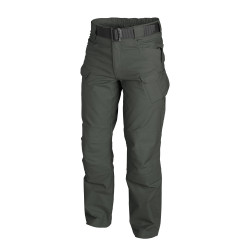 БРЮКИ URBAN TACTICAL ® - PolyCotton Ripstop - Jungle Green, код HELIKON-TEX SP-UTL-PR-27