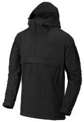 АНОРАК Mistral Jacket Soft Shell, Black, код HELIKON-TEX KU-MSL-NL-01