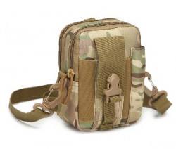 СУМКА НАПЛЕЧНАЯ Tactical Molle Small 17x12x9cm AS-BS0067CP