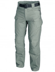 БРЮКИ URBAN TACTICAL ® - PolyCotton Ripstop - Olive Drab, код HELIKON-TEX SP-UTL-PR-32
