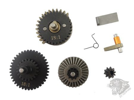 НАБОР ШЕСТЕРНЕЙ Machining Gear Set 6pcs ZCAIRSOFT CL-26