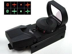 КОЛЛИМАТОР Reflex Multi 4 Reticle Red/Green Dot AS-SP0075B