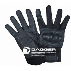 ПЕРЧАТКИ Hard Knuckle Assault Black, код DAGGER DI-1204
