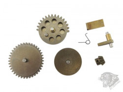 НАБОР ШЕСТЕРНЕЙ Powder Metallurgy Gear Set 6pcs ZCAIRSOFT CL-27