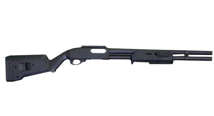 РУЖЬЕ ПНЕВМ. MP style 870 Shotgun (BLACK) 870-001-BK