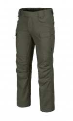БРЮКИ URBAN TACTICAL ® - PolyCotton Canvas - Taiga Green, код HELIKON-TEX SP-UTL-PC-09