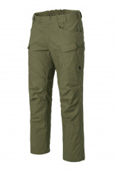 БРЮКИ URBAN TACTICAL ® - PolyCotton Ripstop - Olive Green, код HELIKON-TEX SP-UTL-PR-02