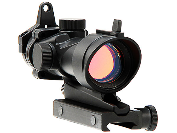 КОЛЛИМАТОР ACOG 1х32 replica Red Dot & Green Dot Cross 2 уровня яркости WS20615B