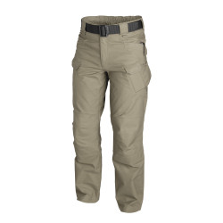БРЮКИ URBAN TACTICAL ® - PolyCotton Ripstop - Khaki, код HELIKON-TEX SP-UTL-PR-13