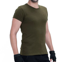ФУТБОЛКА OLIVE 100% Cotton 175g/sm, AS-TS0001OD