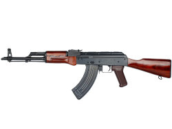 АВТОМАТ ПНЕВМ. E&L RKM AEG Steel and real wood - Platinum EL-A101 (Gen2)