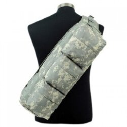 СУМКА НАПЛЕЧНАЯ Tactical Go Pack Camping Military (600D) ACU код AS-BS0012ACU