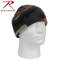 ШАПКА GI TYPE POLAR FLEECE WATCH CAP WOODLAND код ROTHCO 88662