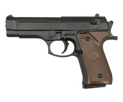 ПИСТОЛЕТ ПНЕВМ. Beretta 92 MINI (Galaxy) G.22 SPRING
