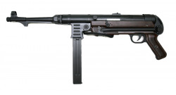 АВТОМАТ ПНЕВМ. MP-40 AGM, AEG, металл, бакелит - MP007А