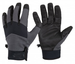ПЕРЧАТКИ IMPACT DUTY WINTER  Mk2, Shadow Grey-Black, код HELIKON-TEX  RK-ID2-NE-3501A