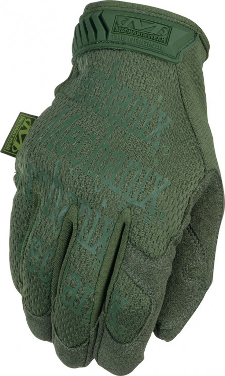 ПЕРЧАТКИ Original Olive Drab, код MECHANIX MG-60