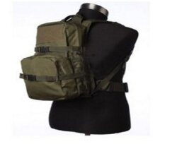 РЮКЗАК Modular Assault Hydration Green (1000D) WS20096G