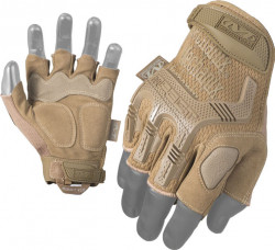 ПЕРЧАТКИ M-Pact Fingerless Coyote, код MECHANIX MFL-72