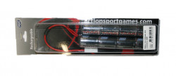 АКБ ASG 9.6V 2000 mAh NiMH 2 шт. M15 Car. (2 pcs tube type) - 15200