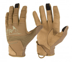 ПЕРЧАТКИ Range Tactical Gloves Hard, Coyote-Adaptive Green, код HELIKON-TEX  RK-RNG-PO-1112A