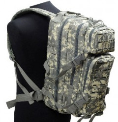 РЮКЗАК 30L Tactical Outdoor Military Assault 45x20x25cm AS-BS0052ACU