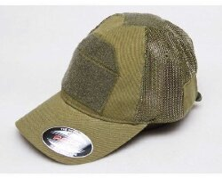 КЕПКА CG-Hat Mesh DLUX - Color: Tan, код MSM cap-00005-loden-sm