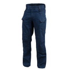 БРЮКИ UTP® (Urban Tactical Pants®) - Denim Mid - Dark Blue, код HELIKON-TEX SP-UTL-DD-31