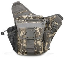 СУМКА НАПЛЕЧНАЯ Tactical Utility Side Shoulder Carrier AS-BS0017ACU