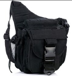 СУМКА НАПЛЕЧНАЯ Tactical Utility Side Shoulder Carrier AS-BS0017B