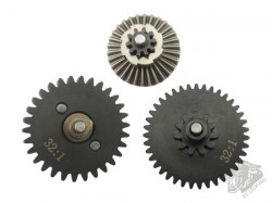 НАБОР ШЕСТЕРНЕЙ 3mm Steel CNC Gear Set 32:1 ZCAIRSOFT CL-04